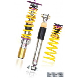 Clubsport Kit with 2 Way Shock Technology Without Top Mounts for 1989-1990 Porsche Carrera 2 by KW Suspensions