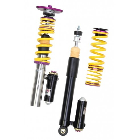 Clubsport Kit with 3 Way Shock Technology With Top Mounts for 2006-2013 Audi A3 by KW Suspensions