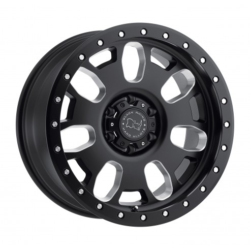 Block Off Road Wheel by Black Rhino Wheels