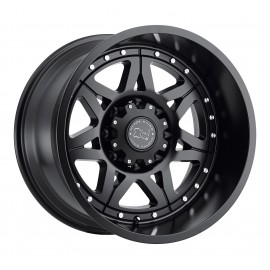 Hammer-Deep Lip Off Road Wheel by Black Rhino Wheels