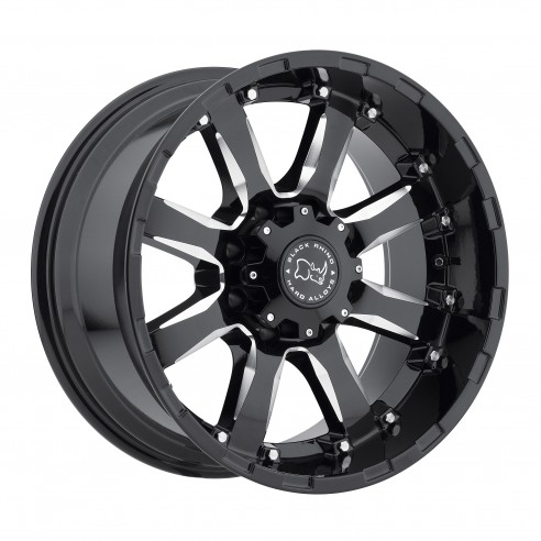 Sierra Off Road Wheel by Black Rhino Wheels