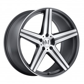Estrella Mercedes Benz Wheel by Mandrus Wheels