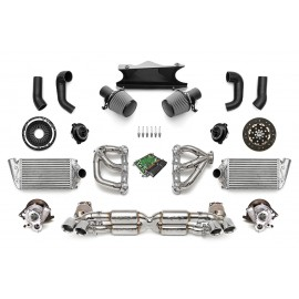 FS-700 Supersport Turbo Package - Tiptronic for 2010-2012 Porsche 997.2 Turbo by Fabspeed Motorsport