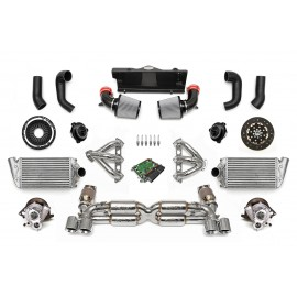 FS-775 Supersport Turbo Package - Tiptronic for 2005-2009 Porsche 997 Turbo by Fabspeed Motorsport