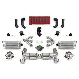 FS-625 Supersport Turbo Package for 1999-2005 Porsche 996 Turbo by Fabspeed Motorsport