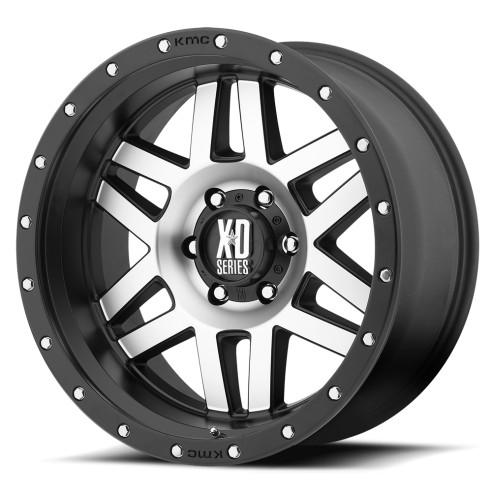 XD128 Machete Wheel by XD Series Wheels