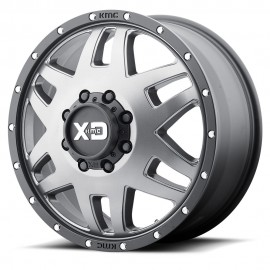 XD130 Machete Dually Wheel by XD Series Wheels