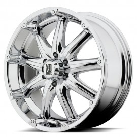 XD779 Badlands Wheel by XD Series Wheels