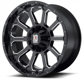 XD806 Bomb Wheel by XD Series Wheels
