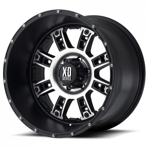 XD809 Riot Wheel by XD Series Wheels