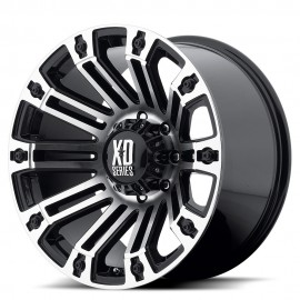 XD810 Brigade Wheel by XD Series Wheels