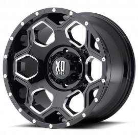 XD813 Battalion Wheel by XD Series Wheels