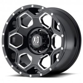 XD813 Battalion Wheel by XD Series Wheels
