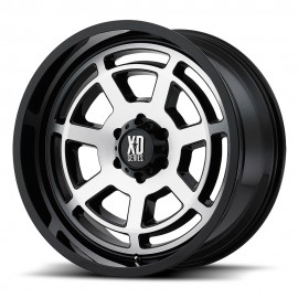 XD824 Bones Wheel by XD Series Wheels