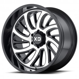 XD826 Surge Wheel by XD Series Wheels