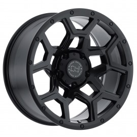 Overland Off Road Wheel by Black Rhino Wheels