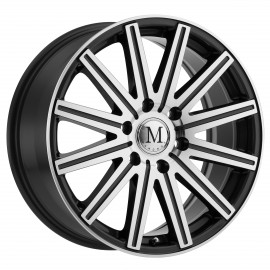 Stark Mercedes Benz Wheel by Mandrus Wheels