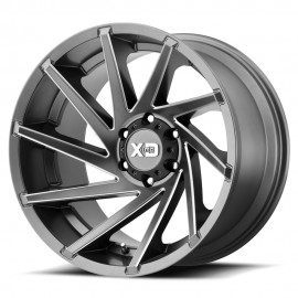 XD834 Wheel by XD Series Wheels