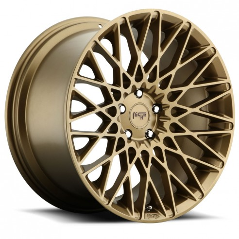 Citrine - M155 Wheel by Niche Wheels - Shown in Bronze Finish