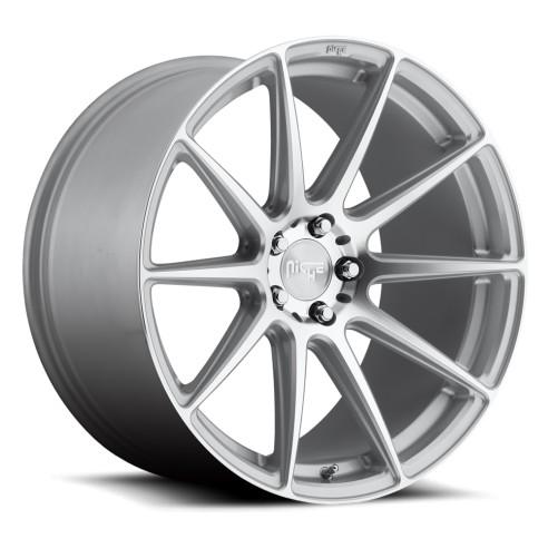 Essen - M146 Wheel by Niche Wheels - Shown in Silver Machined Finish