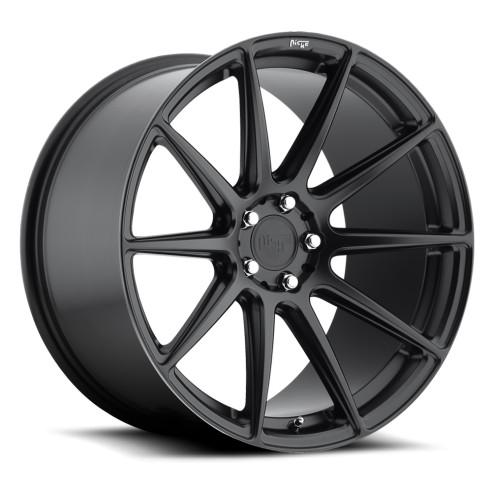 Essen - M147 Wheel by Niche Wheels - Shown in Matte Black Finish