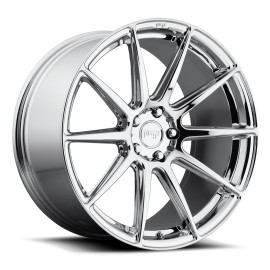 Essen - M148 Wheel by Niche Wheels - Shown in Chrome Finish