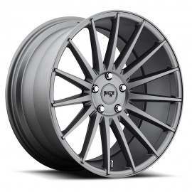 Form - M157 Wheel by Niche Wheels - Shown in Charcoal Finish