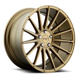 Form - M158 Wheel by Niche Wheels - Shown in Bronze Finish