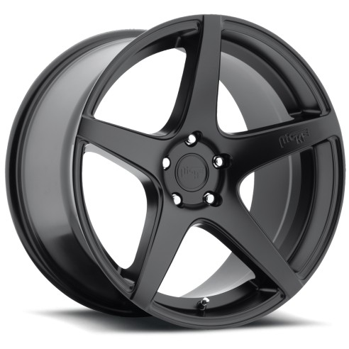 GT-5 - M133 Wheel by Niche Wheels - Shown in Satin Black Finish