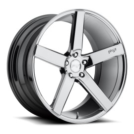 Milan - M136 Wheel by Niche Wheels - Shown in PVD Finish
