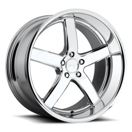Pantano - M171 Wheel by Niche Wheels - Shown in Chrome Finish