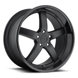 Pantano - M173 Wheel by Niche Wheels - Shown in Matte Black Finish