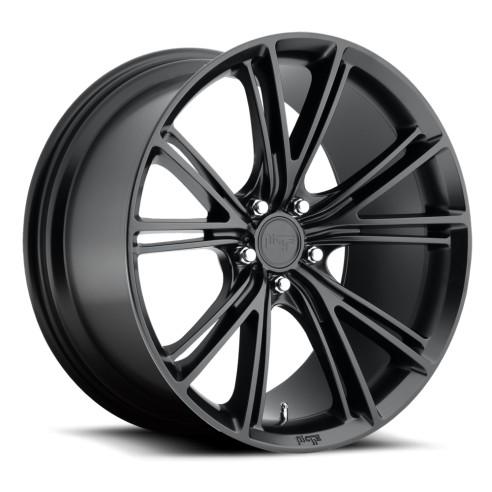 Ritz - M144 Wheel by Niche Wheels - Shown in Matte Black Finish