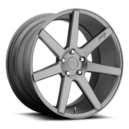 Verona - M149 Wheel by Niche Wheels - Shown in Anthracite Finish