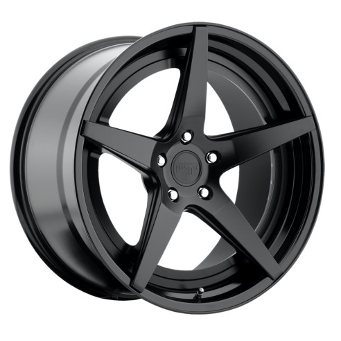 Le Mans - M321 Wheel by Niche Wheels - Shown in Satin Black Finish