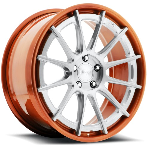 Agile Wheel by Niche Wheels - Custom Finishes Available