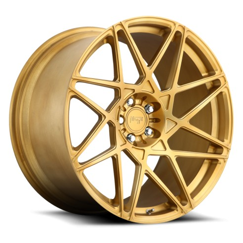 Alpine-D Wheel by Niche Wheels - Custom Finishes Available