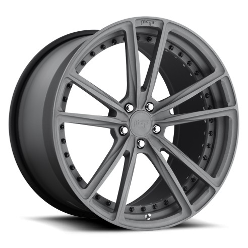 Bastille Wheel by Niche Wheels - Custom Finishes Available