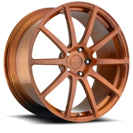 Scuderia 10 Wheel by Niche Wheels - Custom Finishes Available
