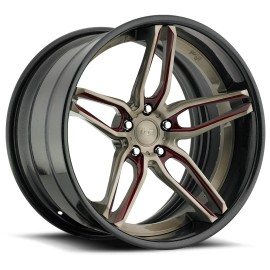 Spyder Wheel by Niche Wheels - Custom Finishes Available