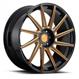 Surge Wheel by Niche Wheels - Custom Finishes Available