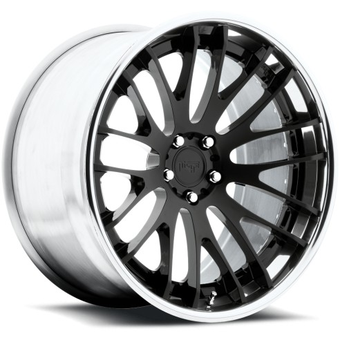 Zurich Wheel by Niche Wheels - Custom Finishes Available