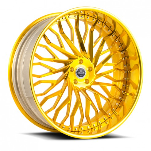 Fantasia Wheel by Savini Wheels