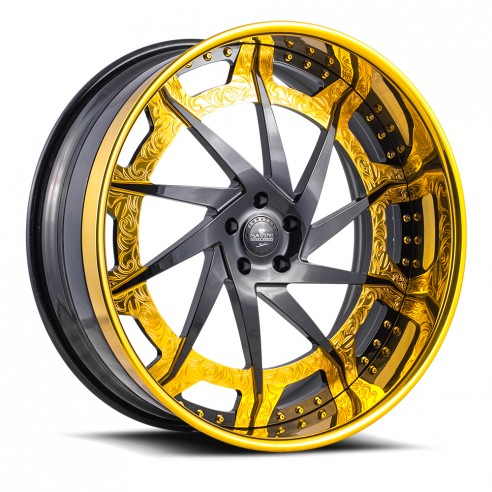 Diamonte Wheel by Savini Wheels