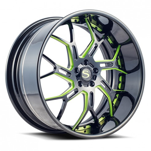 SV72 Wheel by Savini Wheels