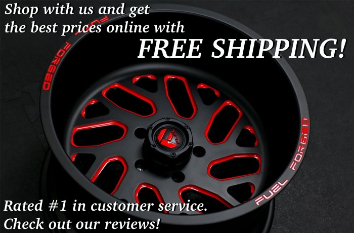 Free shipping with Allure Custom Automotive