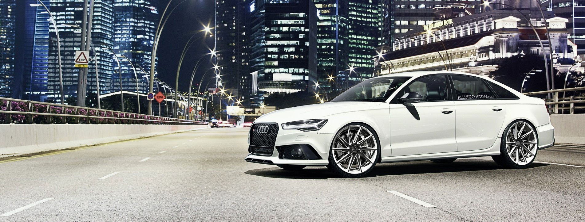 Allure Custom CEC Wheels Audi RS6